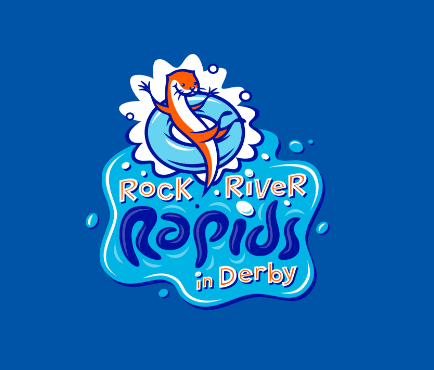 Derby Rock River Rapids Logo