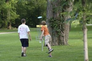 Disc Golf Pic