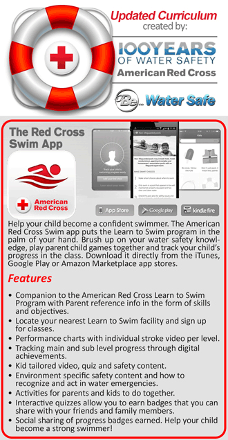 American Red Cross App