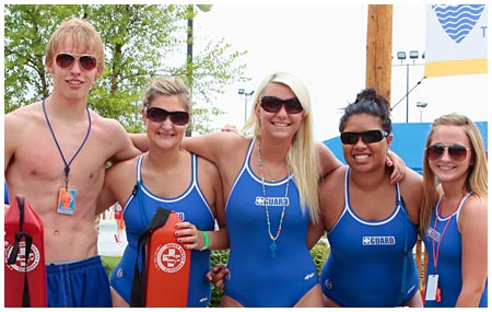 Rock River Rapids Lifeguards